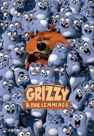 Grizzy and the Lemmings - Season 1