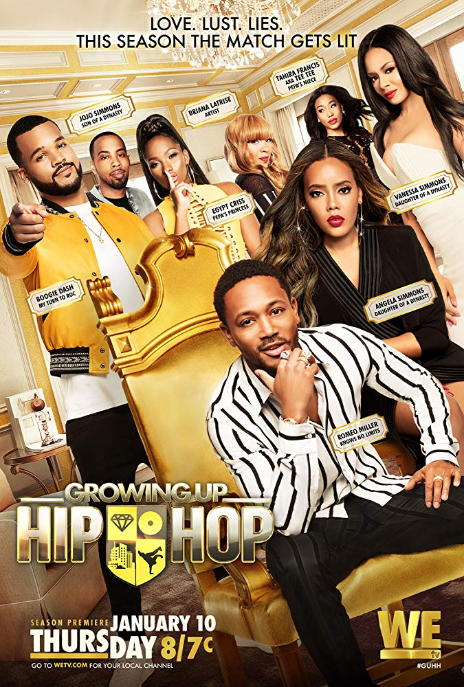 Watch Movie Growing up Hip Hop - Season 5