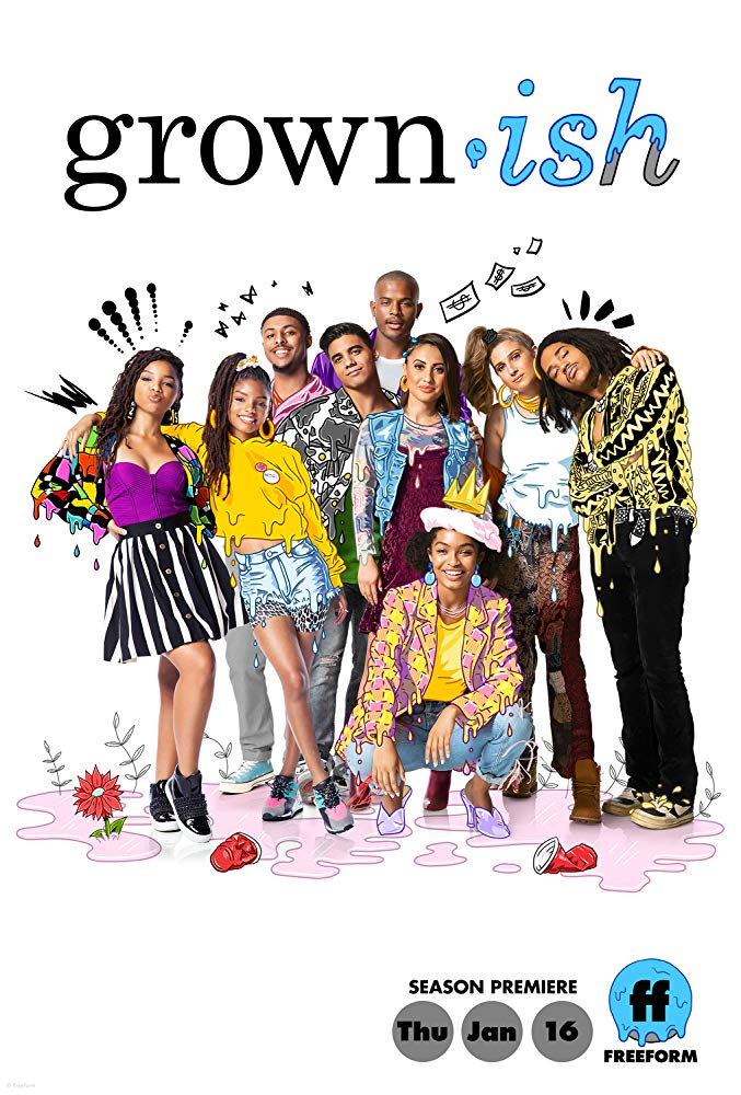 Grown-ish - Season 3