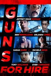 Watch Movie Guns for Hire (2015)