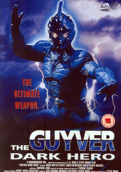 Watch Movie Guyver: Dark Hero