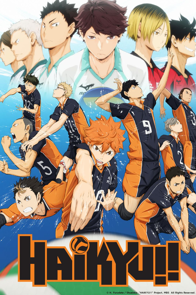 Haikyuu!! - Season 1
