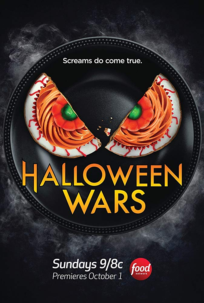 Watch Movie Halloween Wars - Season 3