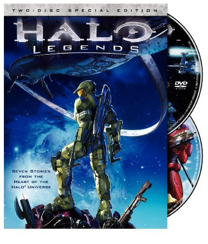Watch Movie Halo Legends