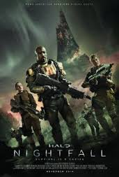 Watch Movie Halo: Nightfall
