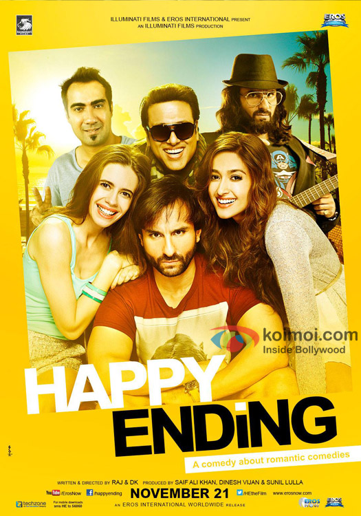 Watch Movie Happy Ending - Season 1