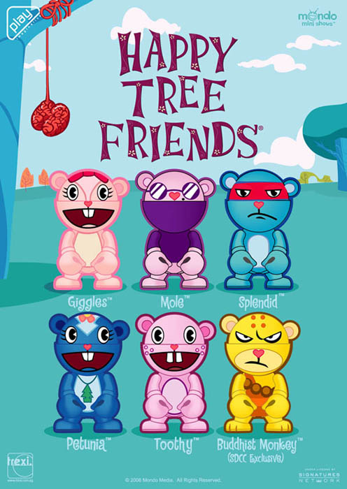 Watch Movie Happy Tree Friends: Love Bites