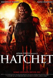 Watch Movie Hatchet 3