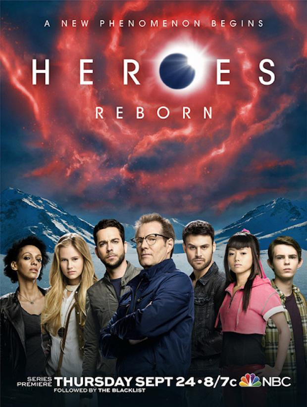 Watch Movie Heroes Reborn - Season 1
