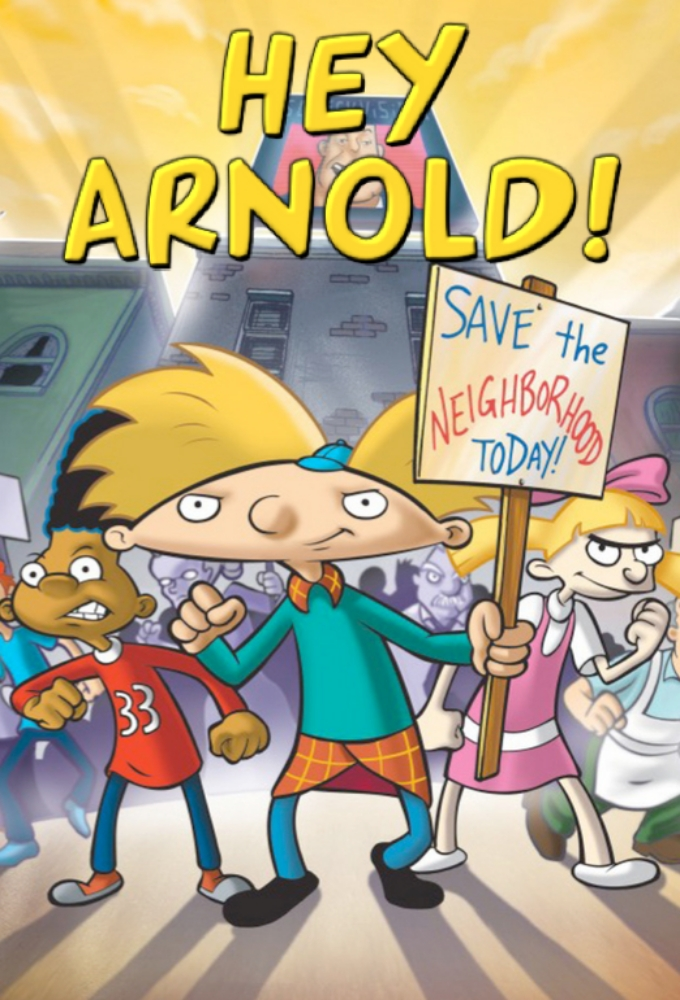 Watch Movie Hey Arnold! - Season 2