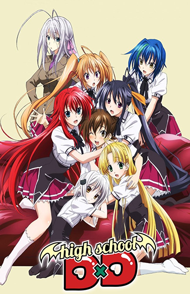 Watch Movie High School DxD - Season 2