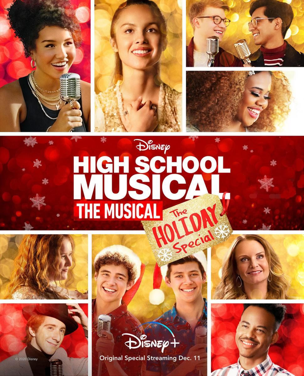 Watch Movie High School Musical: The Musical: The Holiday Special