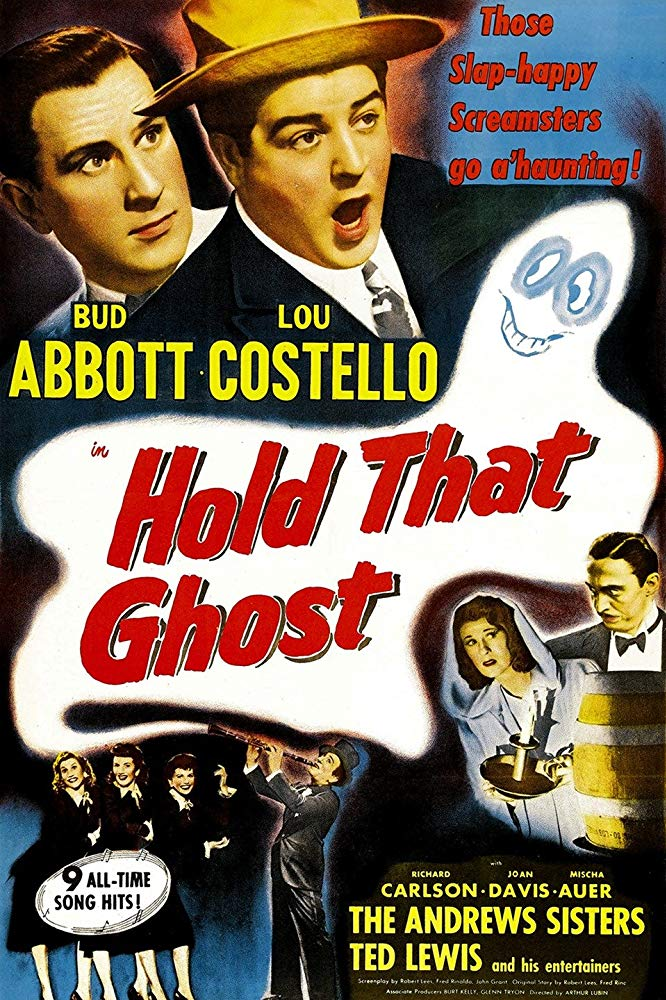Watch Movie Hold That Ghost