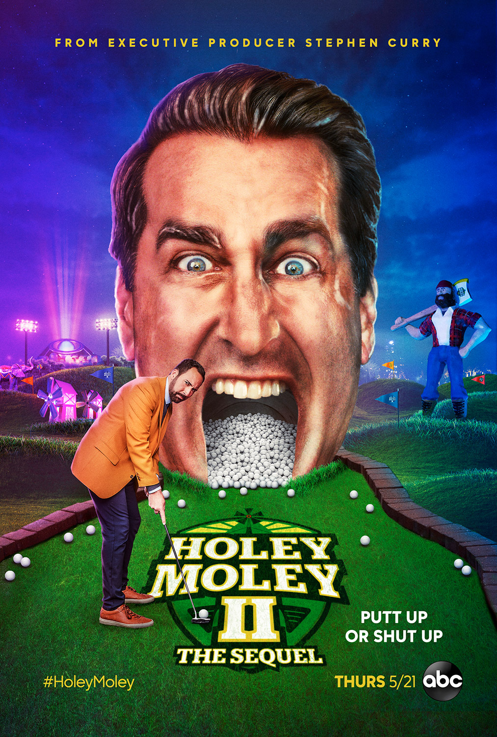Holey Moley - Season 2