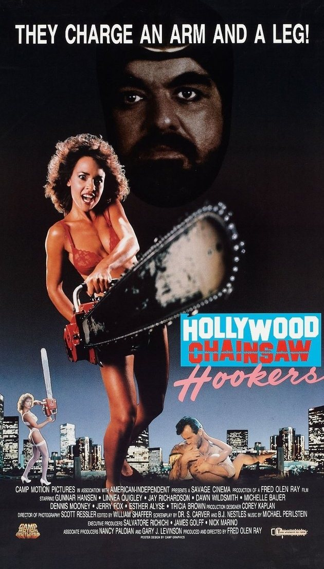 Watch Movie Hollywood Chainsaw Hookers
