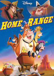 Watch Movie Home On The Range
