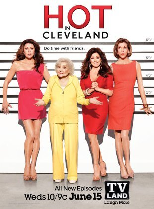 Watch Movie Hot in Cleveland - Season 1