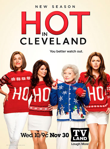 Watch Movie Hot in Cleveland - Season 3