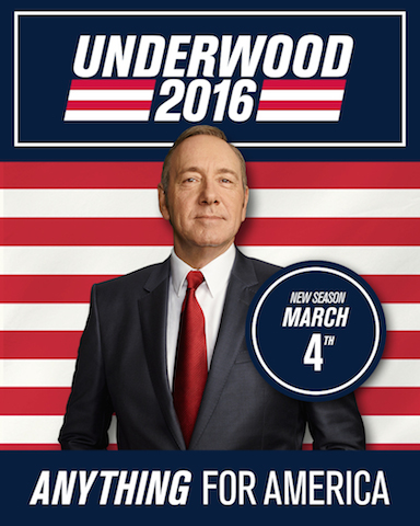 Watch Movie House of Cards - Season 4