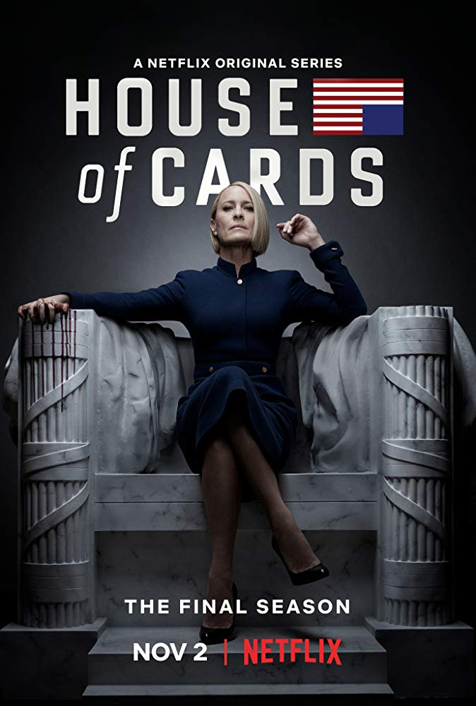 Watch Movie House of Cards - Season 6