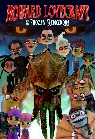 Watch Movie Howard Lovecraft and the Frozen King
