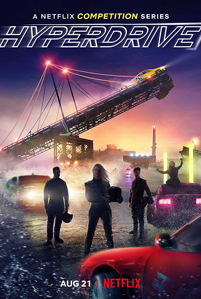 Watch Movie Hyperdrive (2019) - Season 1