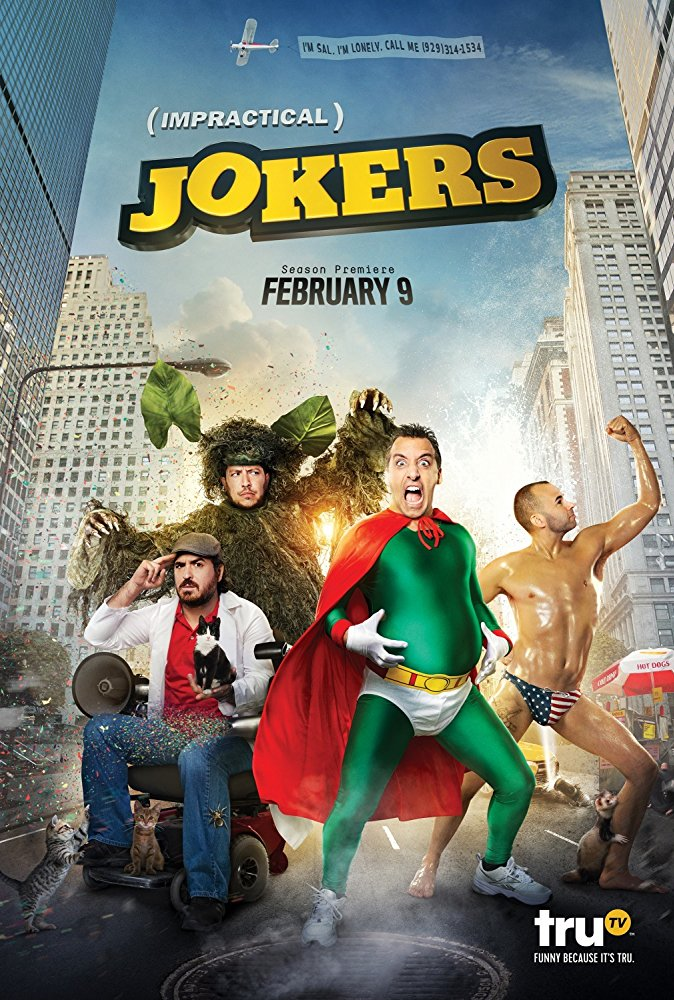 Watch Movie Impractical Jokers: After Party - Season 1