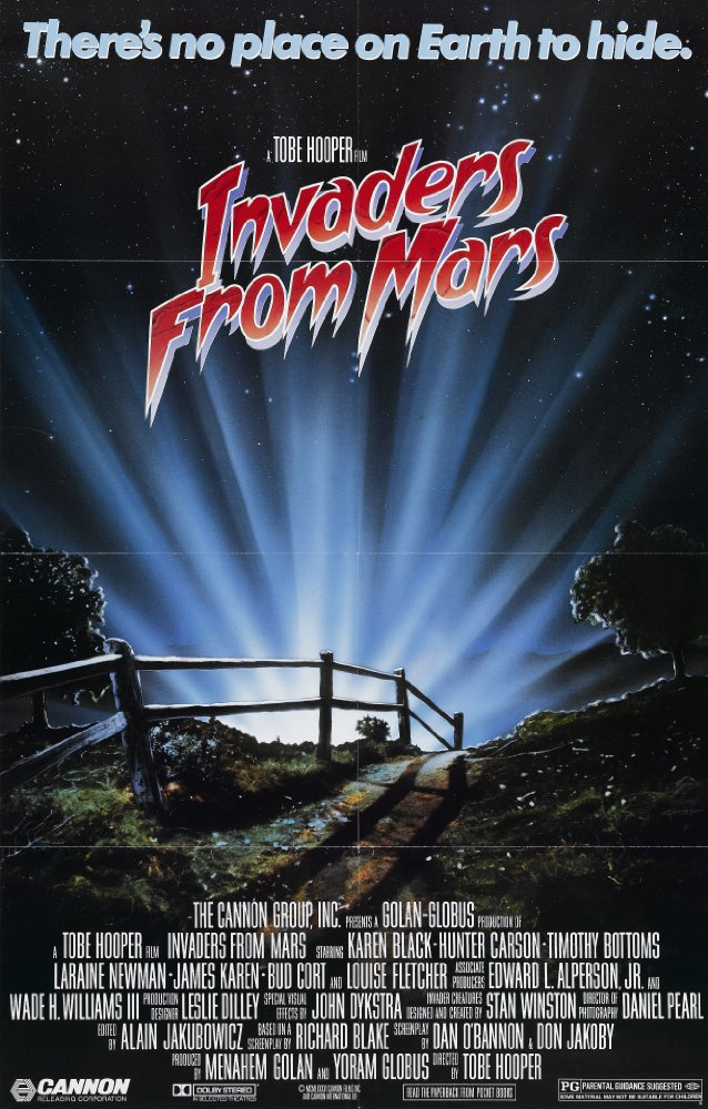 Watch Movie Invaders from Mars