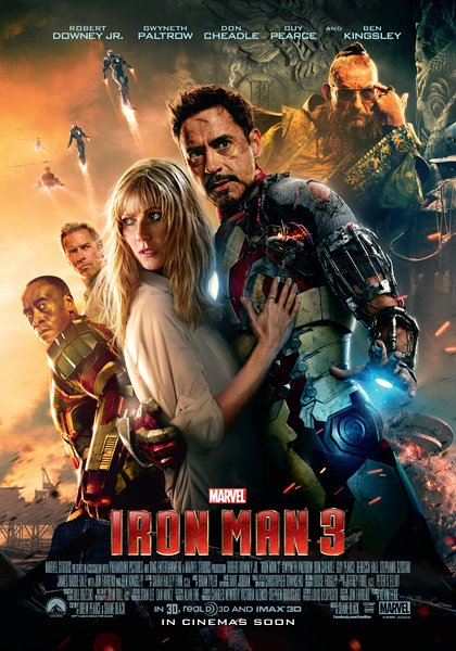 Watch Movie Iron Man 3