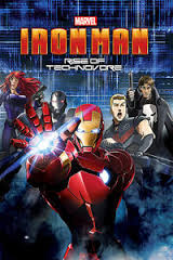 Watch Movie Iron Man : Rise Of Technovore