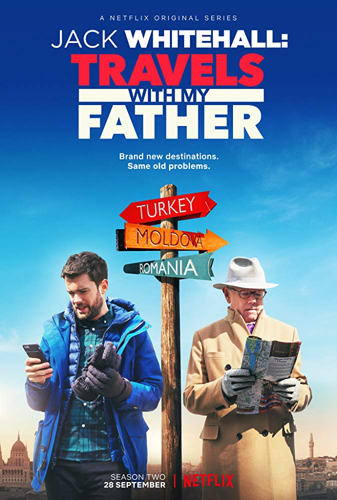 Watch Movie Jack Whitehall: Travels with my Father - Season 3