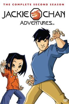 Watch Movie Jackie Chan Adventures - Season 1