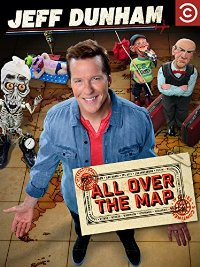 Watch Movie Jeff Dunham All Over the Map