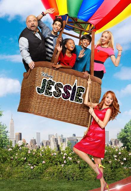 Watch Movie Jessie - Season 3