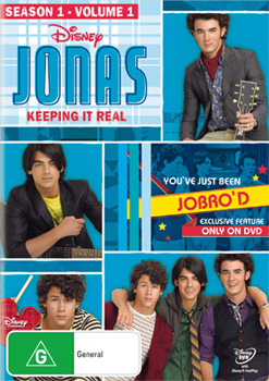 Watch Movie JONAS - Season 1