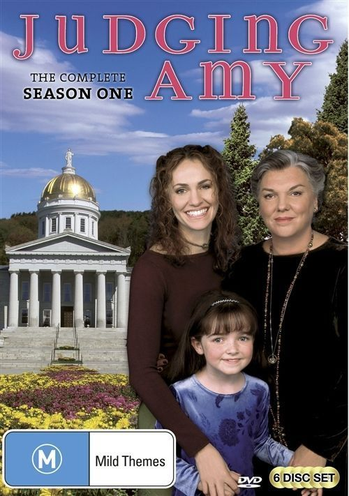Watch Movie Judging Amy - Season 1
