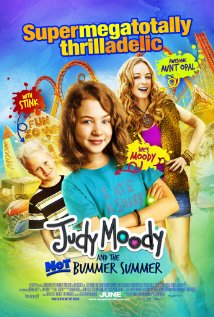 Watch Movie Judy Moody and the Not Bummer Summer