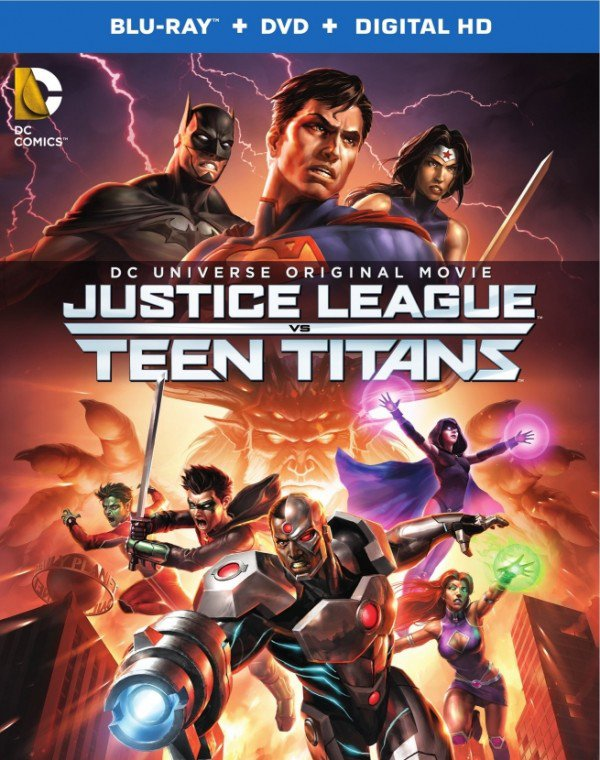 Watch Movie Justice League vs Teen Titans