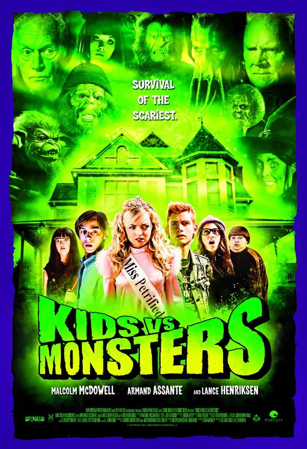 Watch Movie Kids vs Monsters