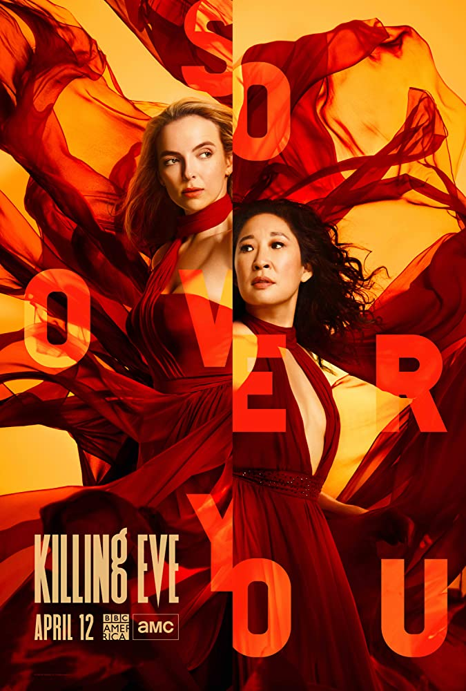 Watch Movie Killing Eve - Season 3