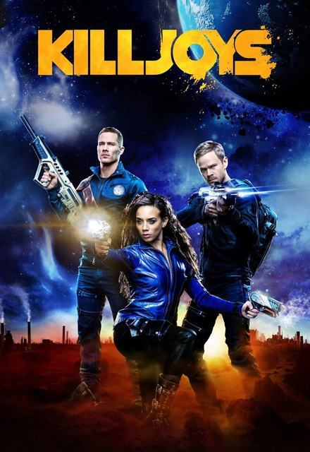 Watch Movie Killjoys - Season 3