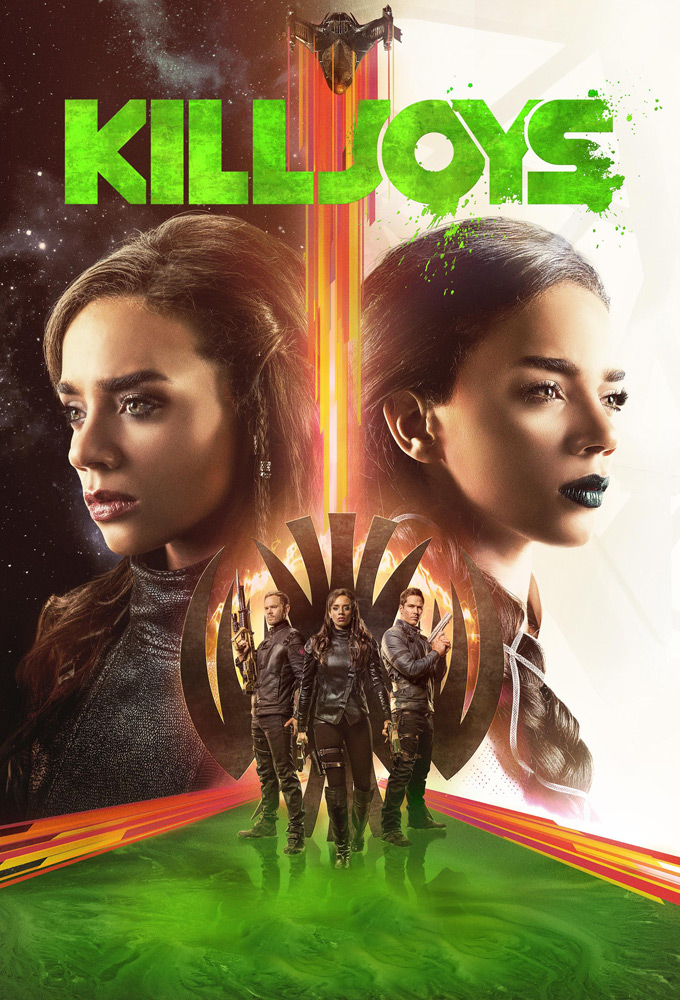 Watch Movie Killjoys - Season 5
