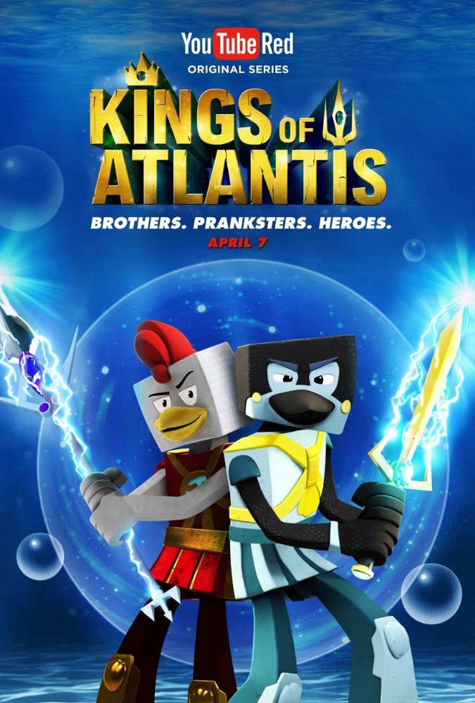 Watch Movie Kings of Atlantis - Season 1