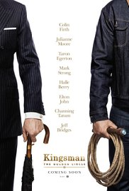 Watch Movie Kingsman: The Golden Circle