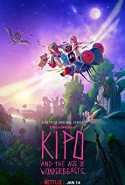Kipo and the Age of the Wonderbeasts - Season 1