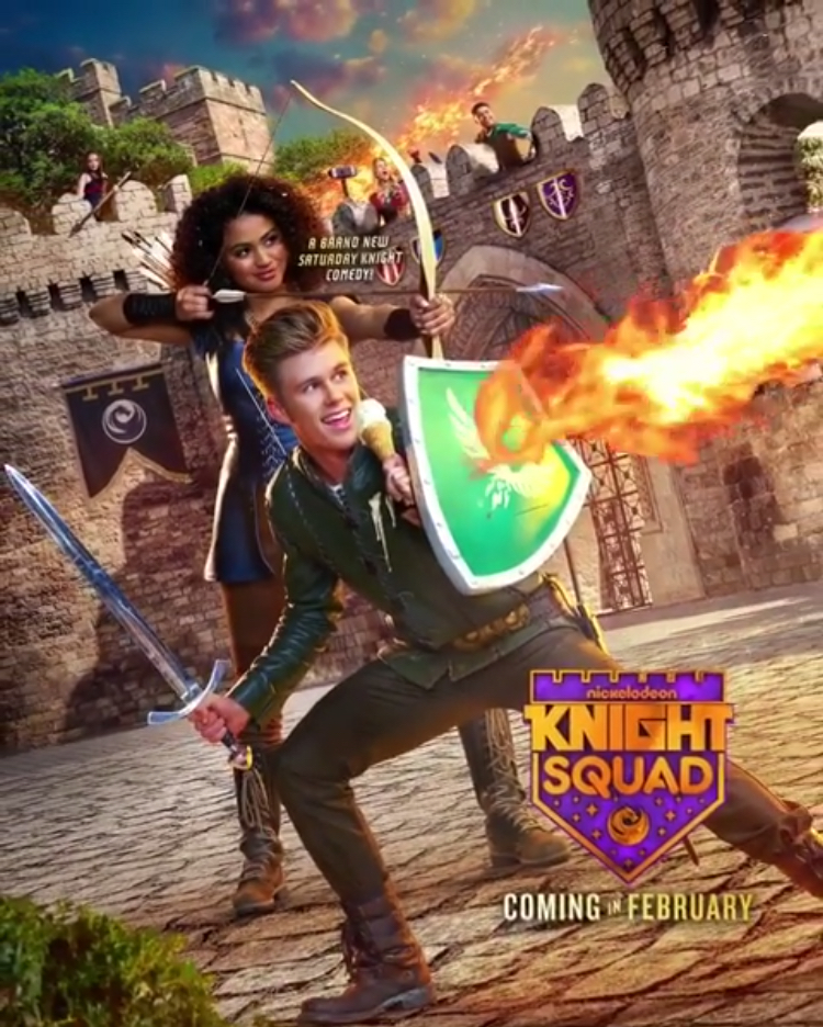 Watch Movie Knight Squad - Season 1