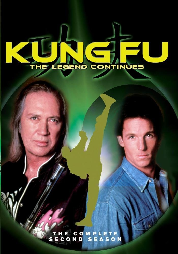 Watch Movie Kung Fu: The Legend Continues  - Season 2