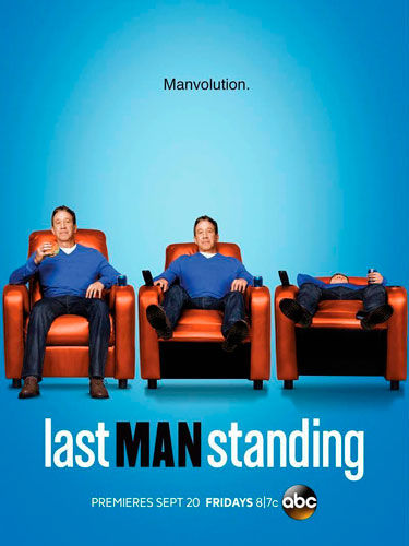 Watch Movie Last Man Standing - Season 3