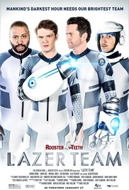 Watch Movie Lazer Team