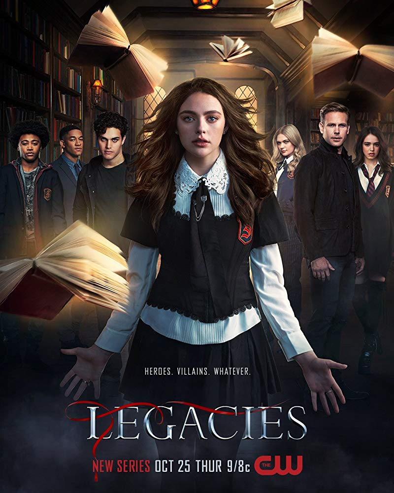 Watch Movie Legacies - Season 2